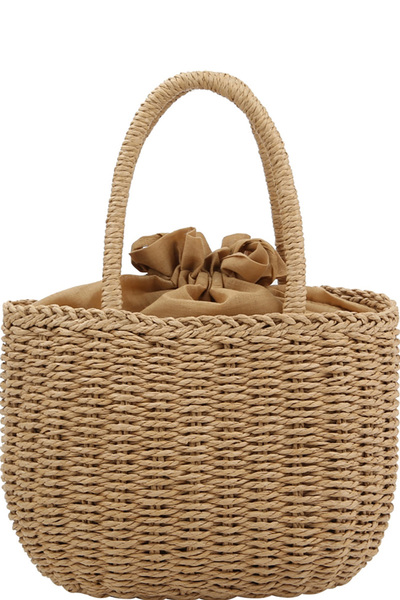 Straw Trendy Fashion Bag