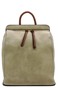Fashion 2-toned Backpack