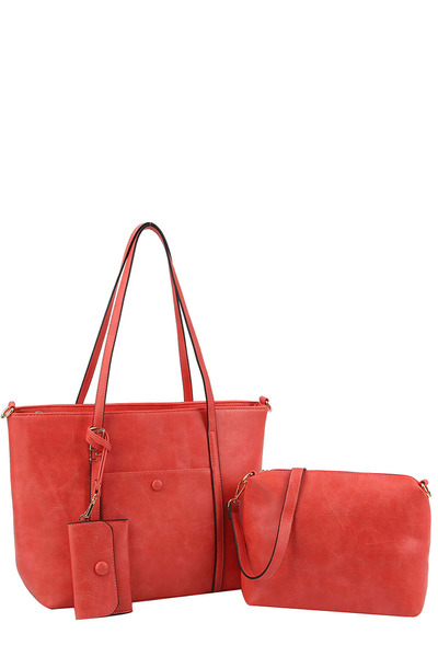 Fashion 3-in-1 Shopper
