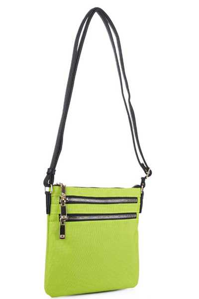FASHION MULTI POCKET CROSSBODY BAG