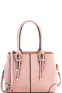 3in1 Designer Modern Stylish Satchel with Long Strap