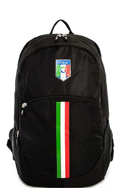 Federazione Italiana Giuoco Calcio Backpack Vertical Stripe