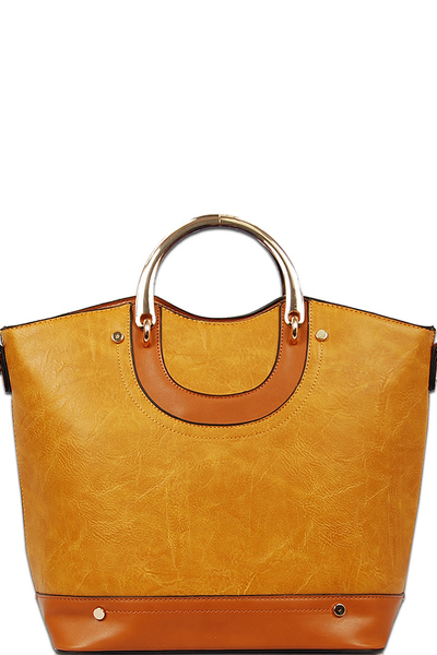 SLOANE TOP HANDLE SATCHEL