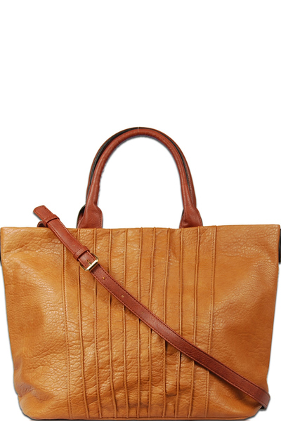 ALIVIA TOP HANDLE BAG