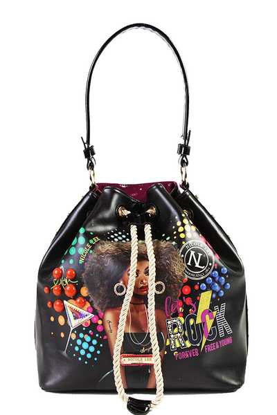 Nicole Lee DISCO BUCKET BAG