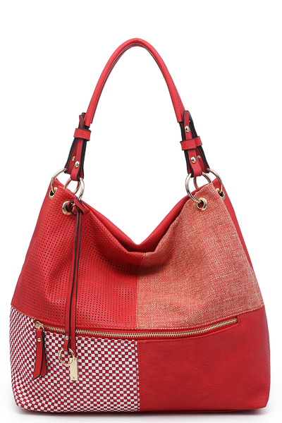 Cute Stylish Hobo Bag With Long Strap