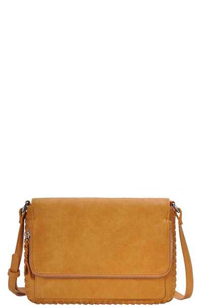 DESIGNER STYLISH MODERN CROSSBODY BAG