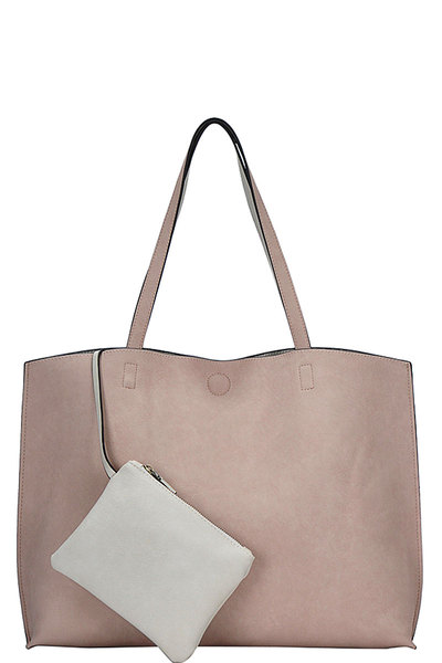 Fashion Hot Trendy Stylish Tote With Coin Purse