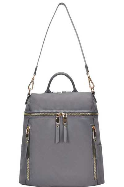 FASHION STYLISH CONVERTIBLE BACKPACK