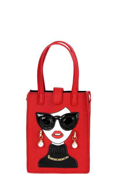 STYLISH FASHION CUTE TOTE