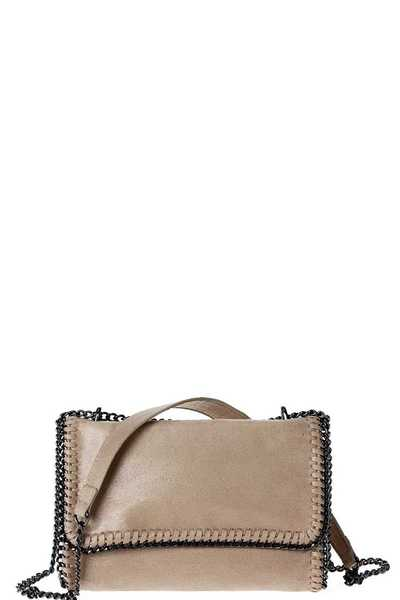 MODERN STYLISH CHAINED CLUTCH CROSSBODY BAG