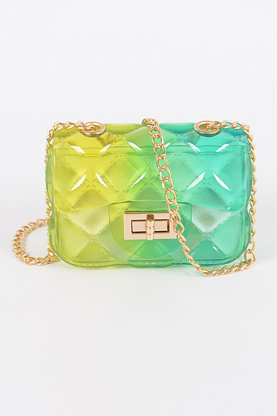 Jelly Multicolor Mini Bag