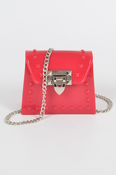 Jelly Mini Cross Body Bag