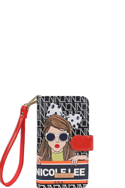 Nicole Lee Universal Phone Print Case