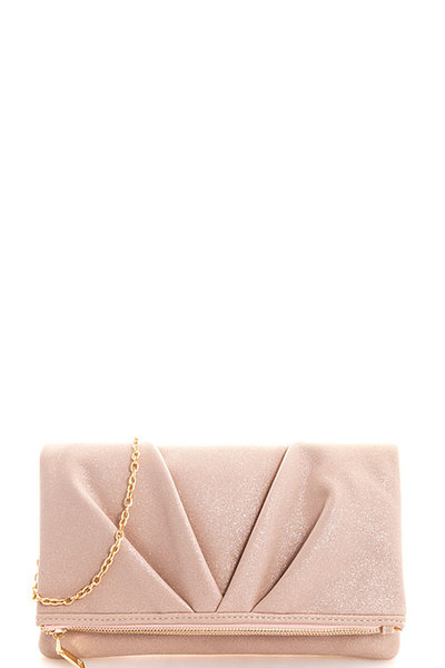 Chic Designer Modern Party Clutch with Chain
