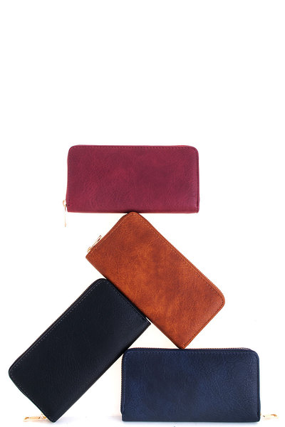 Stylish Modern Long Wallet