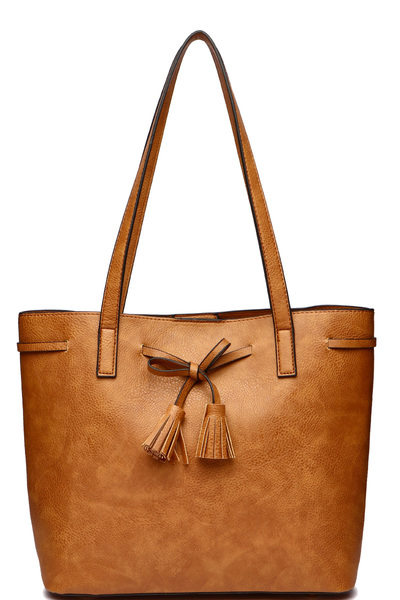 Fashion Bow Shopper