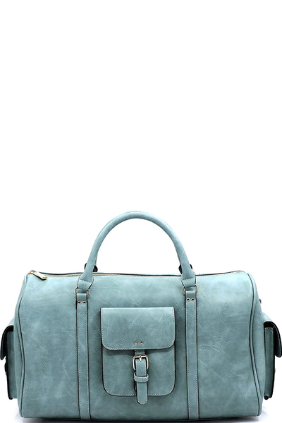 Fashion Pocket Duffel