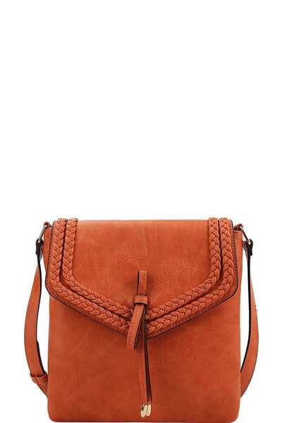 MODERN STYLISH CHIC CROSSBODY BAG