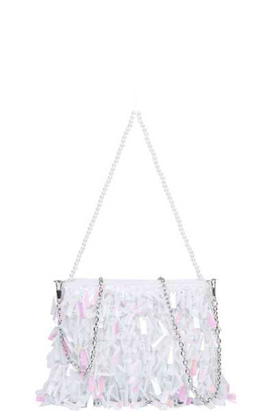 DESIGNER CUTE MULTI SPANGLE CROSSBODY BAG