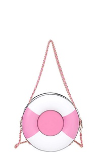 FASHION CUTE TUBE SHAPE CROSSBODY BAG