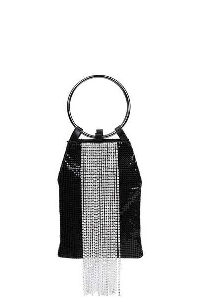 FASHION SPARKLING SEQUENCE MODERN CLUTCH WITH CHAIN