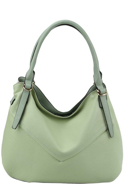 Fashion Top Handle Hobo Satchel