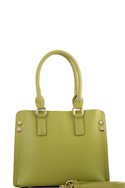 Structured 3-Compartment Medium 2-Way Satchel