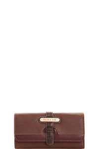 Nicole Lee Fashion Chic Long Wallet