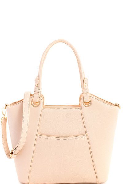 3in1 Fashion Princess Modern Satchel With Long Strap