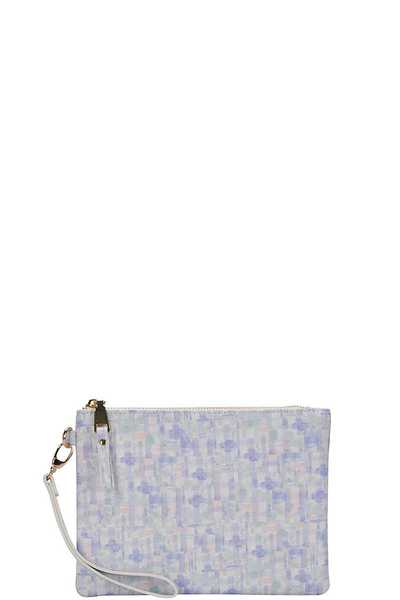 FASHION CHIC CLUTCH WITH WRISTLET