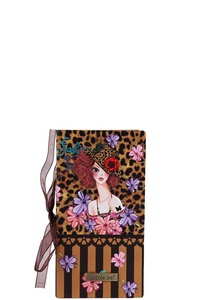 Nicole Lee NINA PRINT RIBBON NOTEBOOK