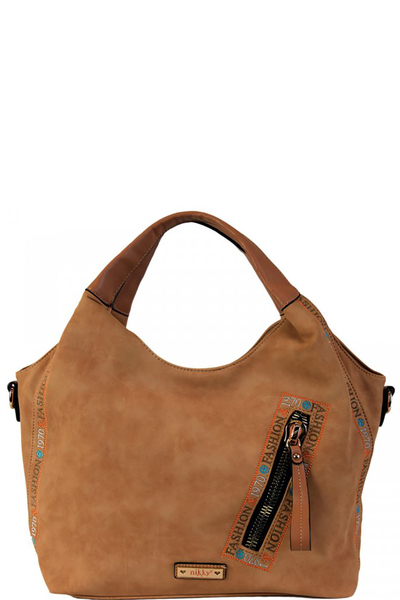 NICOLE LEE NIKKY ALLIE SATCHEL BAG