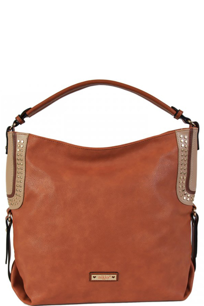 NICOLE LEE NIKKY NIA HOBO BAG