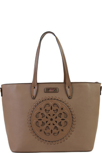 NICOLE LEE NIKKY XIMENA SHOPPER BAG