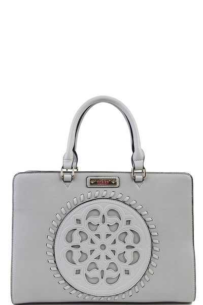 NICOLE LEE NIKKY XIMENA SATCHEL BAG
