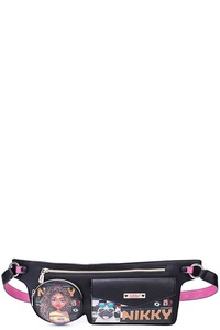Nikky by Nicole Lee SASHA STYLISH  WAIST BAG
