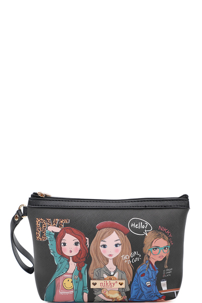Nikky Aurelie Cosmetic Pouch