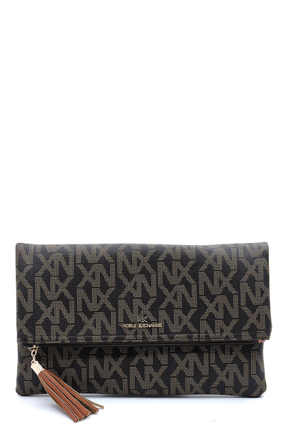 NX Signature Bifold Clutch