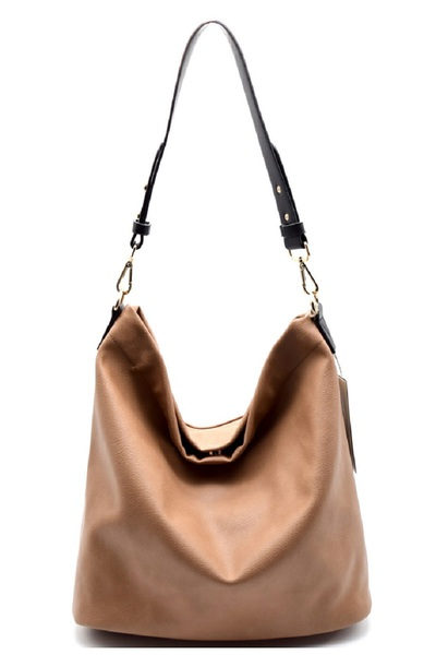 Antik Kraft Two-Tone Single Strap Hobo