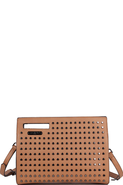 NICOLE LEE Hildur Structed Envelop Crossbody
