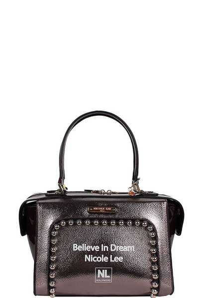 Nicole Lee Believe in Dream Nicole Lee Boston Bag