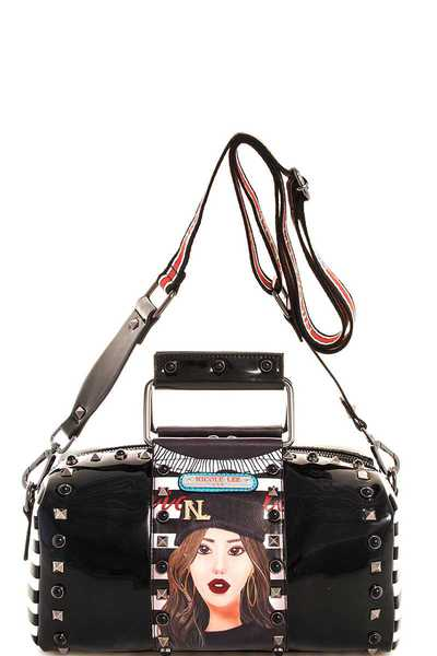 Nicole Lee STREET CHIC HANDBAG
