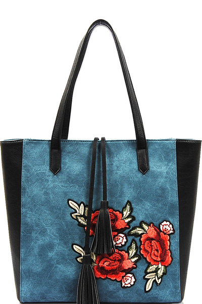 AADITA TOTE SHOULDER BAG