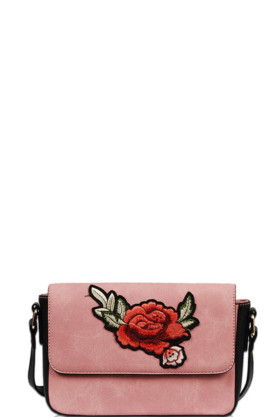 AADITI EMBROIDERED CROSS BODY