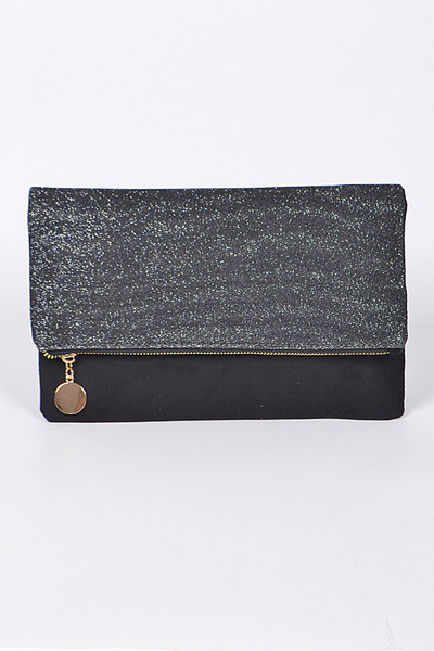 Sparkling Convertible Clutch