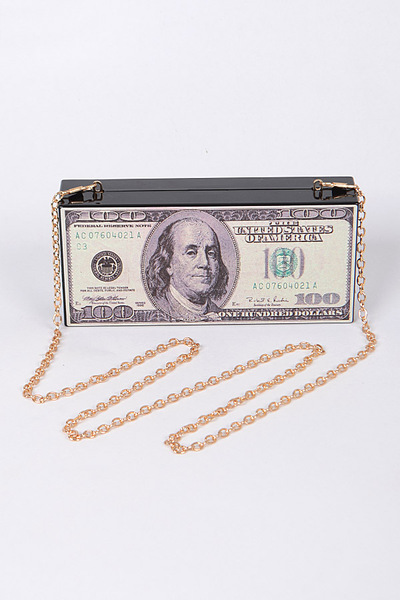 Your Money Clutch