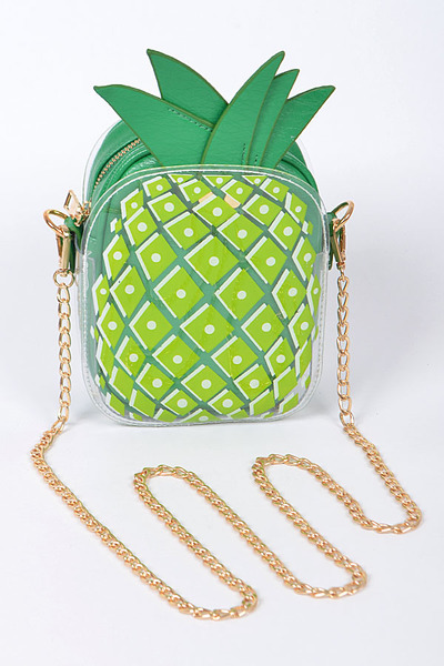 Pineapple Lovers Clutch