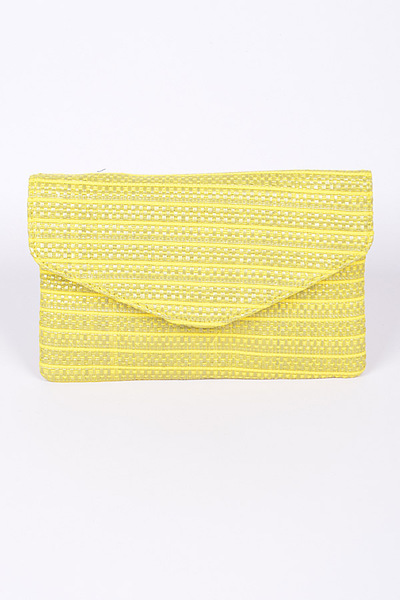 Envelope Day to Day Clutch