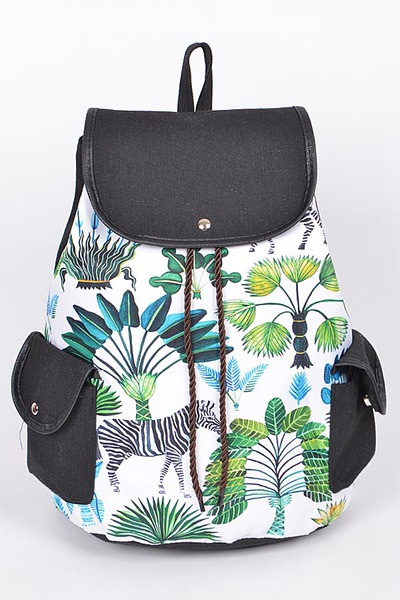 Nature Inspired Backpack